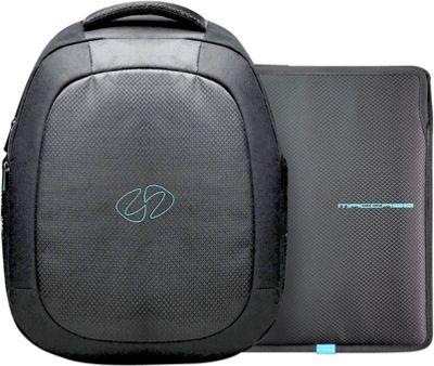MacCase iPad Pro Backpack + Sleeve Black - MacCase Business & Laptop Backpacks