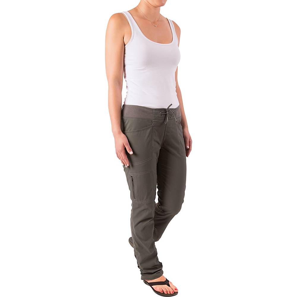 Royal Robbins Womens Jammer Pant L - Obsidian - Royal Robbins Womens Apparel - Apparel & Footwear, Women's Apparel