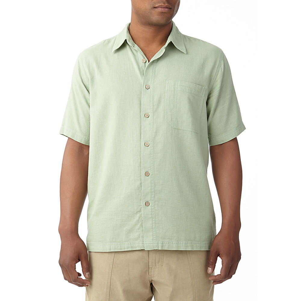 Royal Robbins Cool Mesh Short Sleeve M - Julep - Royal Robbins Mens Apparel - Apparel & Footwear, Men's Apparel