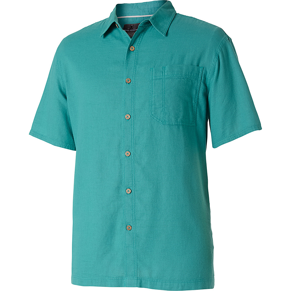Royal Robbins Cool Mesh Short Sleeve S - Bowden - Royal Robbins Mens Apparel - Apparel & Footwear, Men's Apparel