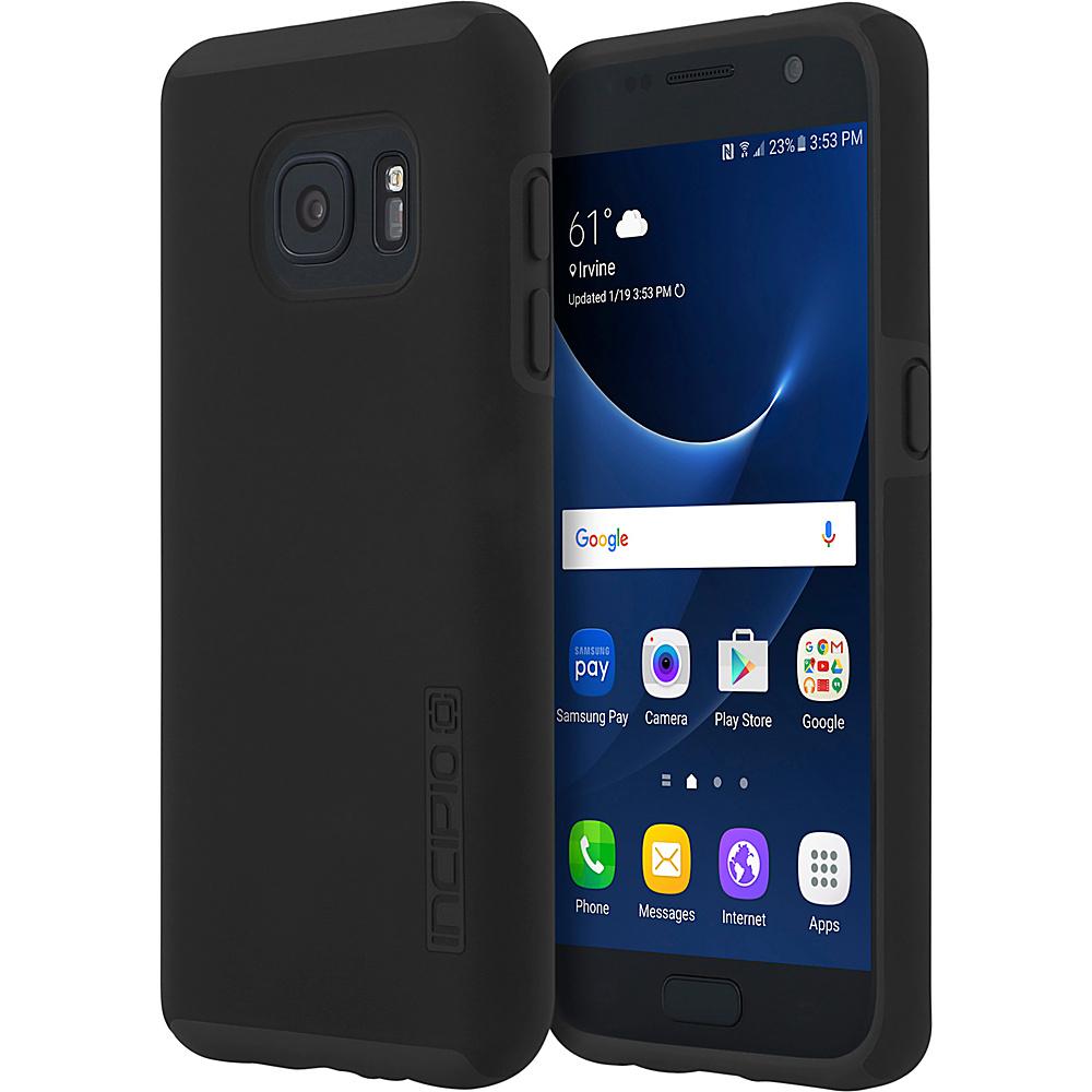Incipio DualPro for Samsung Galaxy S7 Black/Black - Incipio Electronic Cases - Technology, Electronic Cases