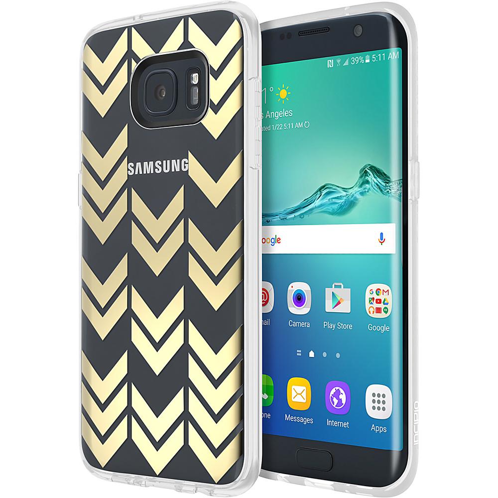 Incipio Design Series Isla for Samsung Galaxy S7 Edge Gold - Incipio Electronic Cases - Technology, Electronic Cases