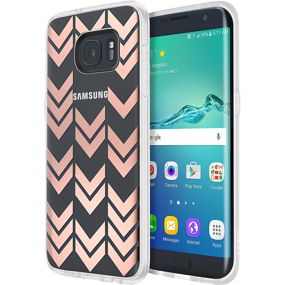 Incipio Design Series Isla for Samsung Galaxy S7 Edge Rose Gold - Incipio Electronic Cases - Technology, Electronic Cases