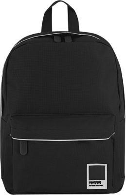 Pantone X Redland Mini Backpack Black Phantom - Pantone Everyday Backpacks
