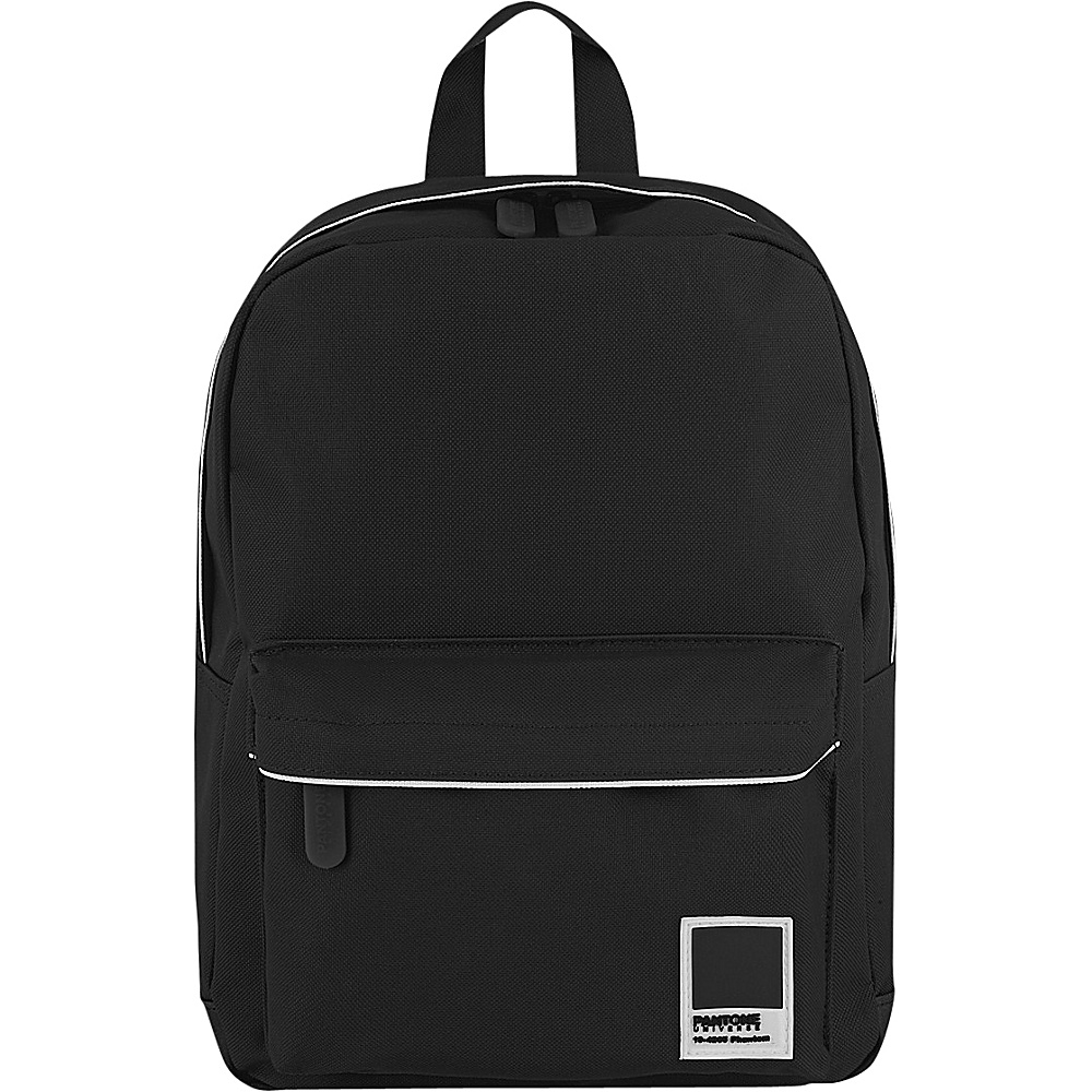Pantone X Redland Mini Backpack Black Phantom - Pantone Everyday Backpacks