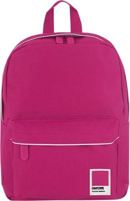 Pantone X Redland Mini Backpack Pink Cabaret - Pantone Everyday Backpacks
