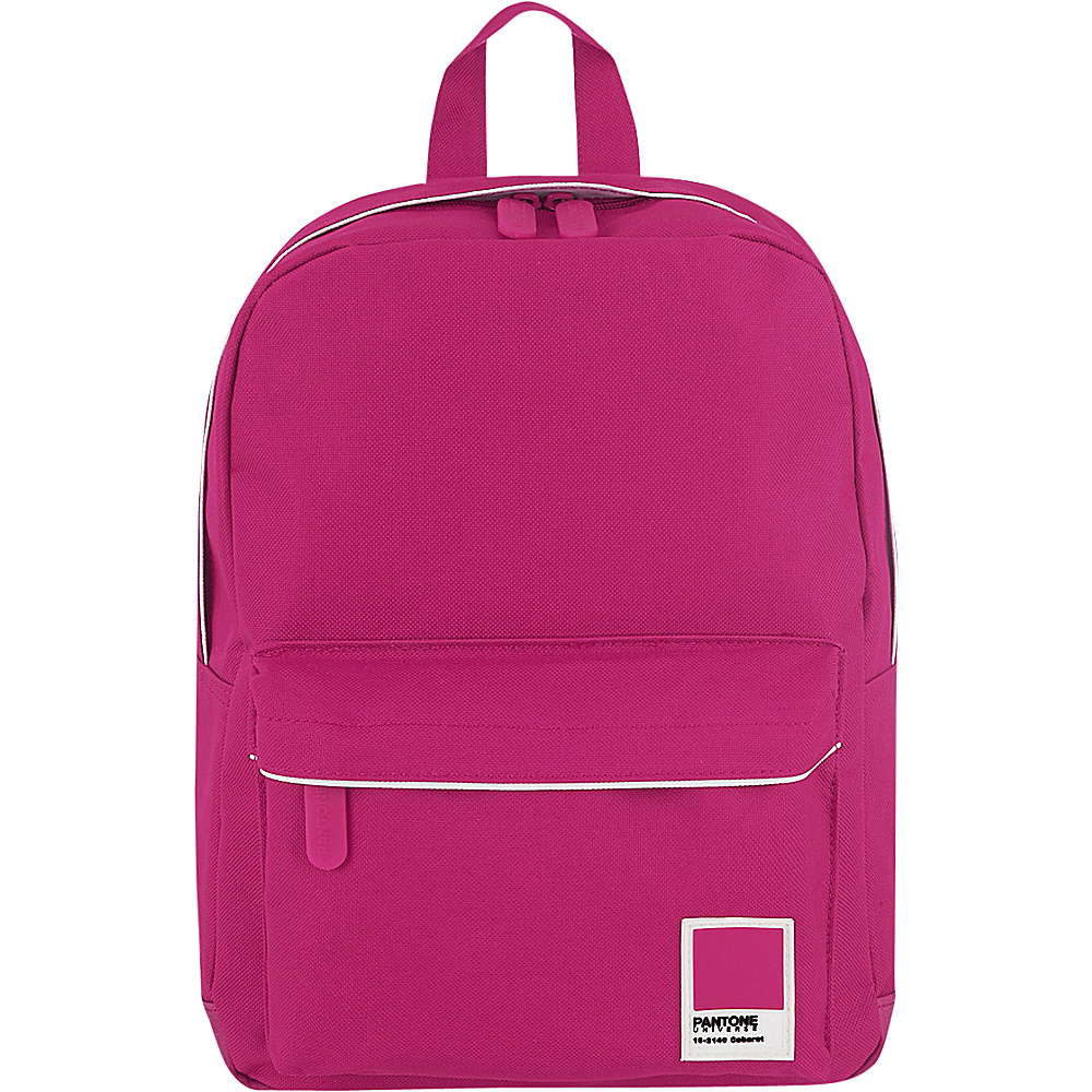Pantone X Redland Mini Backpack Pink Cabaret - Pantone Everyday Backpacks