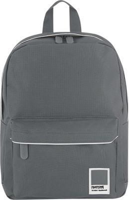 Pantone X Redland Mini Backpack Grey Castlerock - Pantone Everyday Backpacks