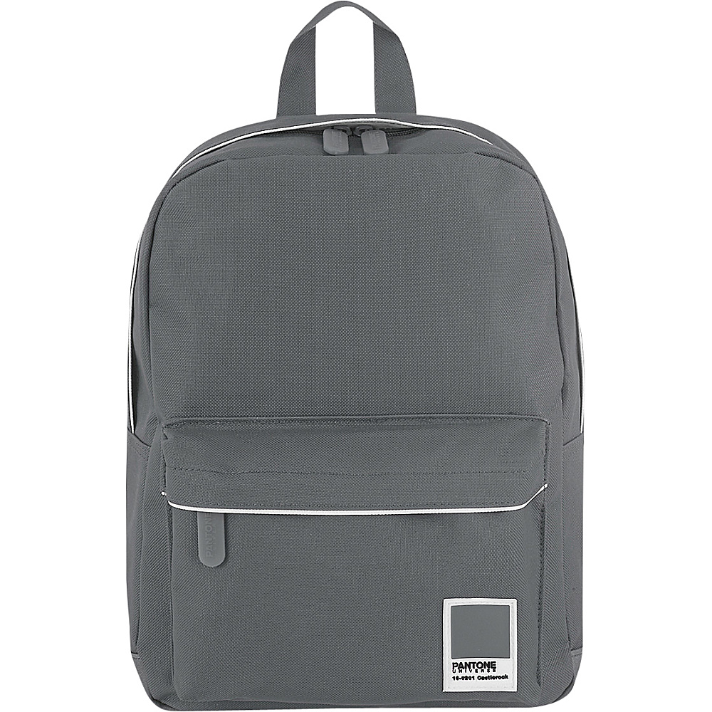 Pantone X Redland Mini Backpack Grey Castlerock - Pantone Everyday Backpacks