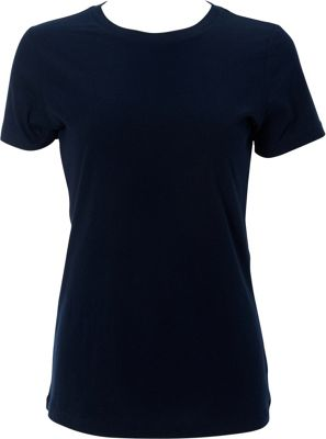 Simplex Apparel The Womens Soft Tee L - Navy - Simplex Apparel Women's Apparel