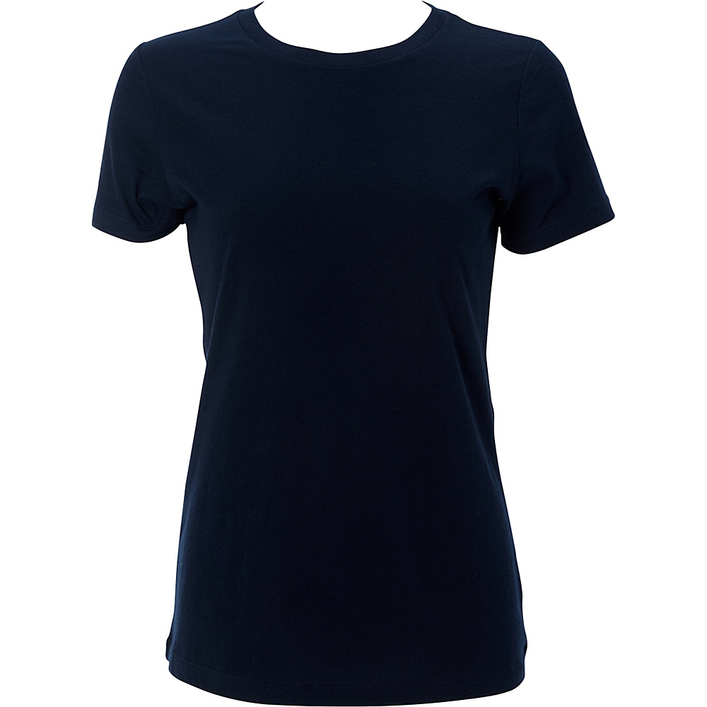 Simplex Apparel The Womens Soft Tee M - Navy - Simplex Apparel Womens Apparel - Apparel & Footwear, Women's Apparel