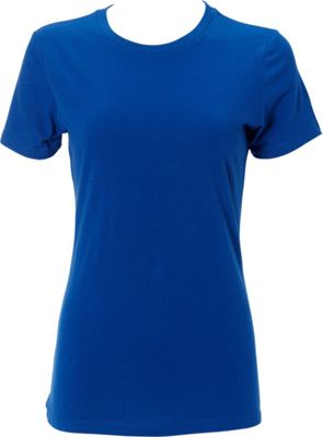 Simplex Apparel The Womens Soft Tee S - Royal - Simplex Apparel Women's Apparel