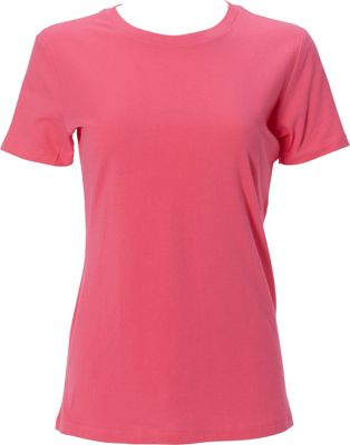 Simplex Apparel The Womens Soft Tee M - Hot Pink - Simplex Apparel Women's Apparel