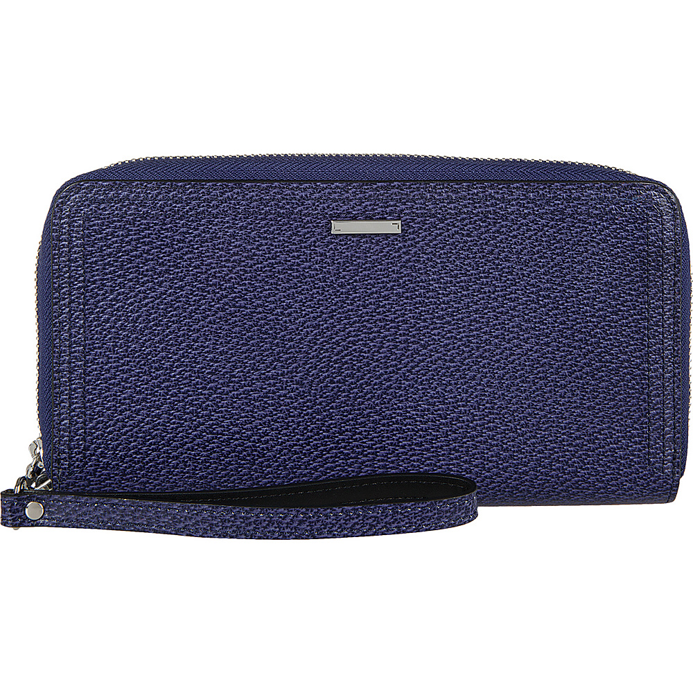 Lodis Stephanie Under Lock & Key Vera Wristlet Wallet Midnight - Lodis Womens Wallets - Women's SLG, Women's Wallets