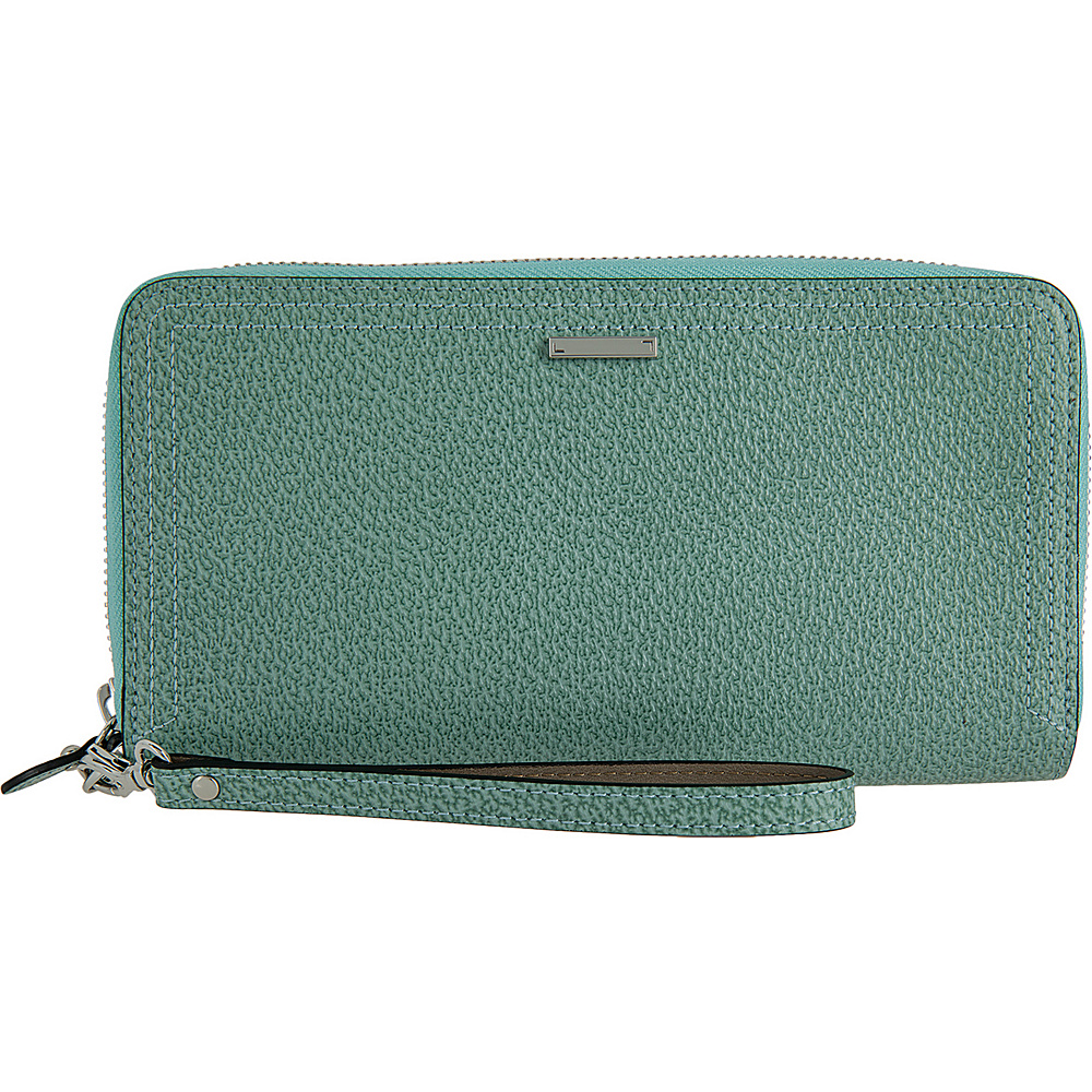 Lodis Stephanie Under Lock & Key Vera Wristlet Wallet Ocean - Lodis Womens Wallets - Women's SLG, Women's Wallets