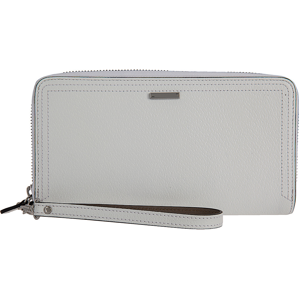 Lodis Stephanie Under Lock & Key Vera Wristlet Wallet White - Lodis Womens Wallets - Women's SLG, Women's Wallets
