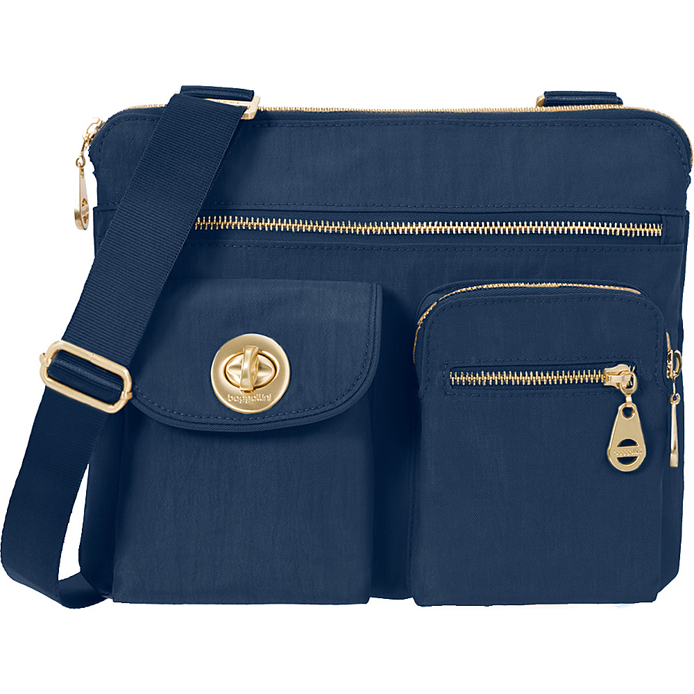 baggallini Gold Sydney- Retired Colors Pacific - baggallini Fabric Handbags