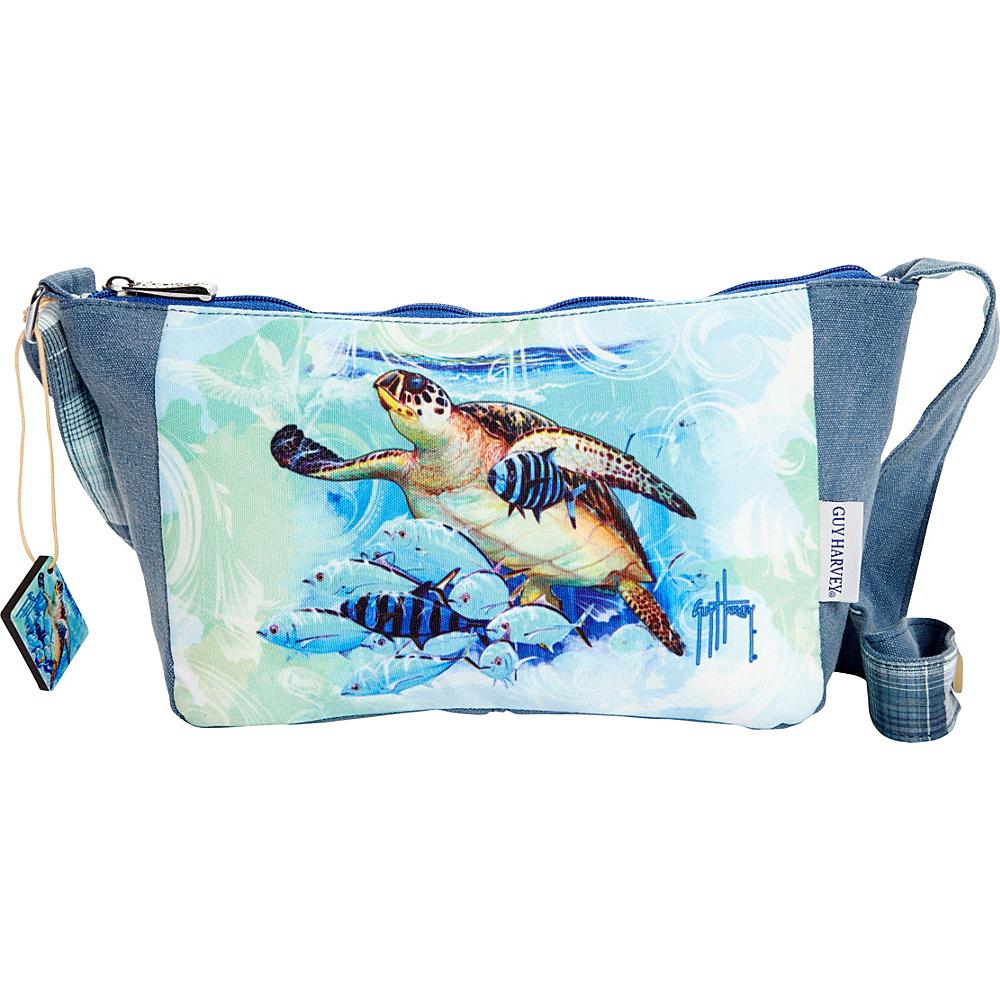 Sun N Sand Live Blue Crossbody Live Blue - Sun N Sand Fabric Handbags - Handbags, Fabric Handbags