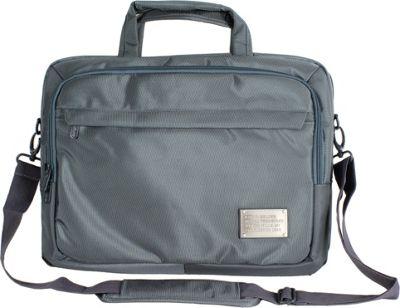 Digital Treasures ToteIt! Deluxe 15.6 inch Case Grey - Digital Treasures Non-Wheeled Business Cases