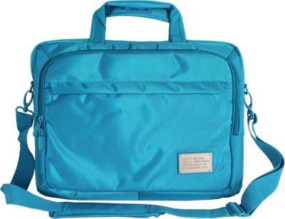 Digital Treasures ToteIt! Deluxe 15.6 inch Case Blue - Digital Treasures Non-Wheeled Business Cases