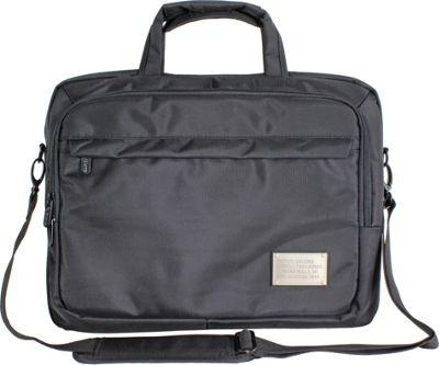 Digital Treasures ToteIt! Deluxe 15.6 inch Case Black - Digital Treasures Non-Wheeled Business Cases