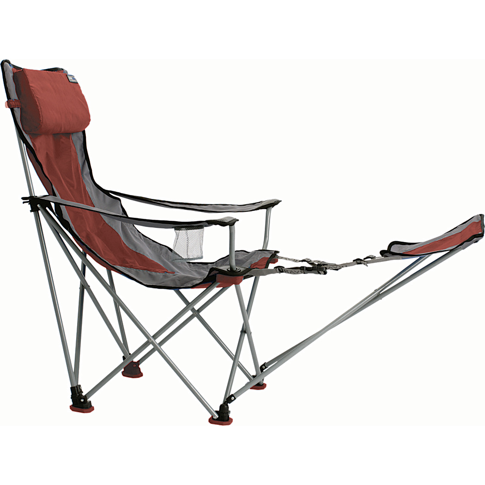 Travel Chair Company Big Bubba Chair Red Travel Chair Company Outdoor Accessories