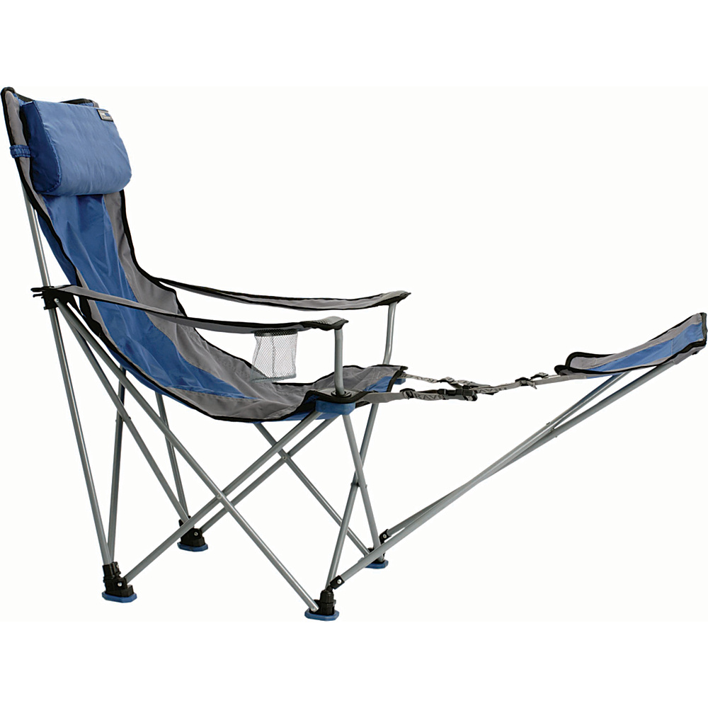 Travel Chair Company Big Bubba Chair Blue Travel Chair Company Outdoor Accessories