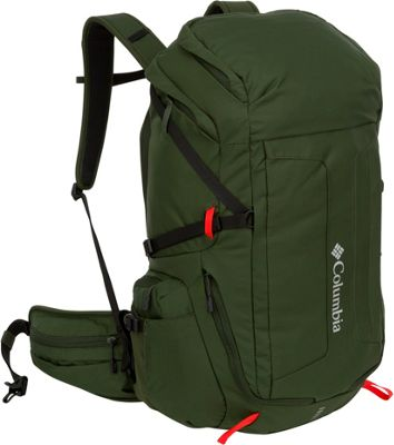 Columbia Sportswear Pine Hollow Daypack Spruce - Columbia Sportswear Day Hiking Backpacks