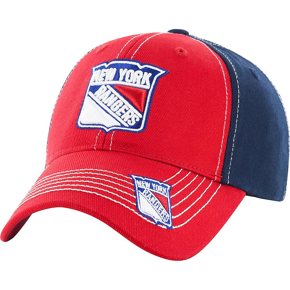 Fan Favorites NHL Revolver Cap New York Rangers Fan Favorites Hats Gloves Scarves