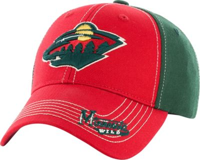 Fan Favorites NHL Revolver Cap One Size - Minnesota Wild - Fan Favorites Hats/Gloves/Scarves