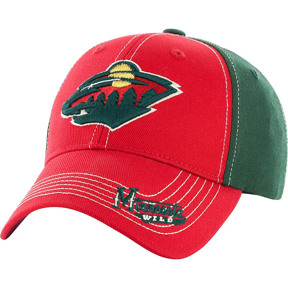 Fan Favorites NHL Revolver Cap Minnesota Wild Fan Favorites Hats Gloves Scarves