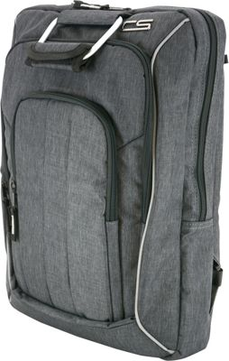 Carbon Sesto Odyssey Laptop Backpack Space Grey - Carbon Sesto Business & Laptop Backpacks