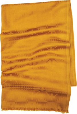 Pendleton Luxe Weave Wool Scarf Gold - Pendleton Hats/Gloves/Scarves