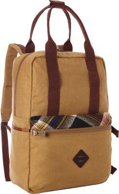 Pendleton Timberline Twill Backpack Acadia Plaid - Pendleton Everyday Backpacks