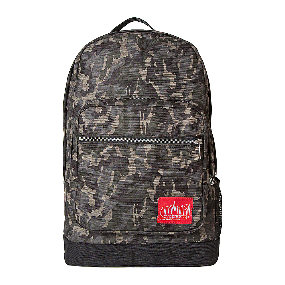 Manhattan Portage Twill Cooper Union Backpack Camo - Manhattan Portage Business & Laptop Backpacks - Backpacks, Business & Laptop Backpacks