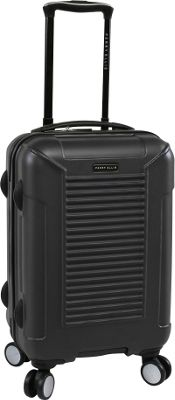 Perry Ellis Nova Hardside Spinner Carry-on Luggage Black - Perry Ellis Hardside Carry-On