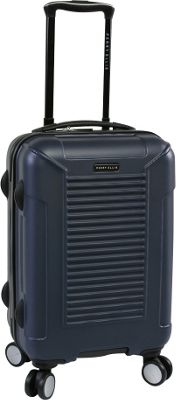 Perry Ellis Nova Hardside Spinner Carry-on Luggage Navy - Perry Ellis Hardside Carry-On