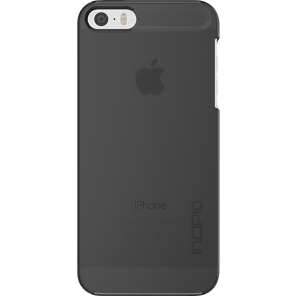 Incipio Feather Pure for iPhone 5/5s/SE Black - Incipio Electronic Cases - Technology, Electronic Cases