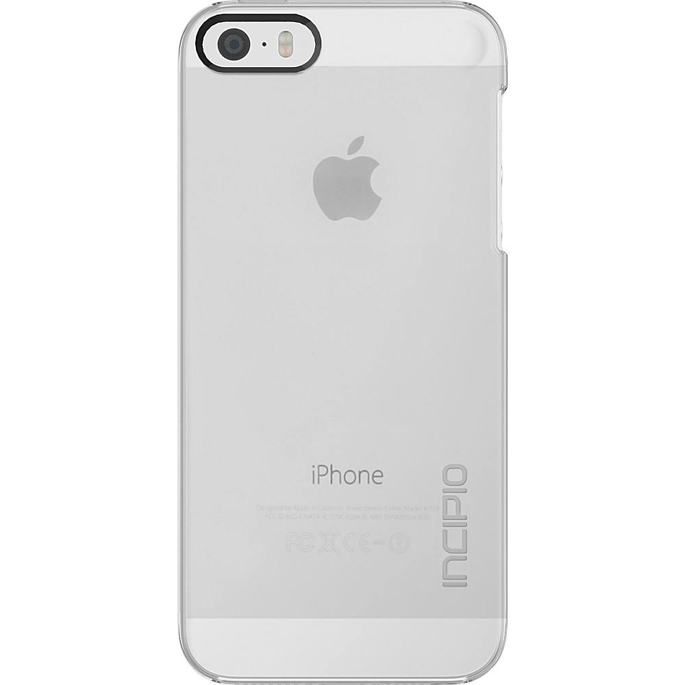 Incipio Feather Pure for iPhone 5/5s/SE Clear - Incipio Electronic Cases - Technology, Electronic Cases