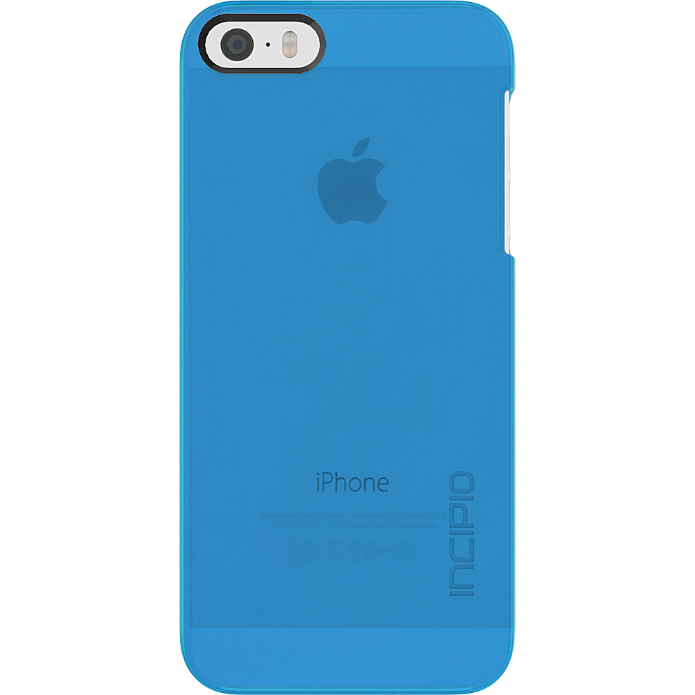 Incipio Feather Pure for iPhone 5/5s/SE Cyan - Incipio Electronic Cases - Technology, Electronic Cases