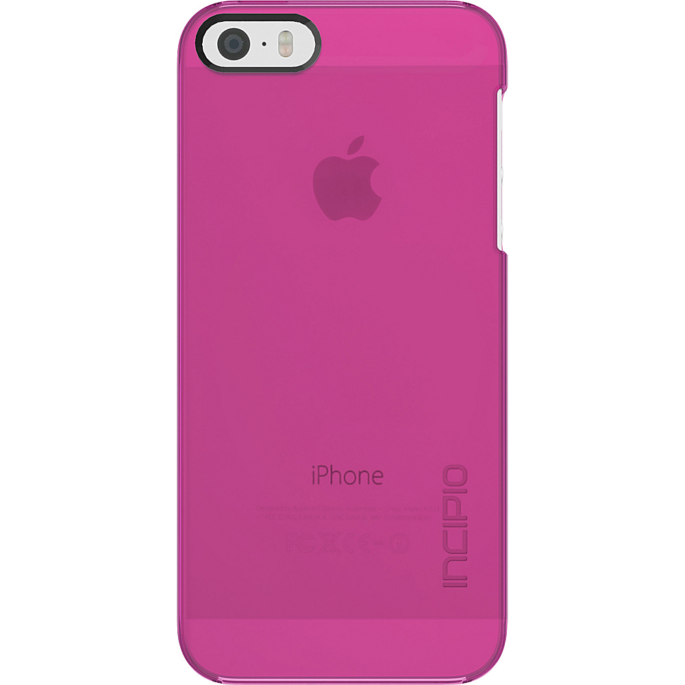 Incipio Feather Pure for iPhone 5/5s/SE Pink - Incipio Electronic Cases - Technology, Electronic Cases