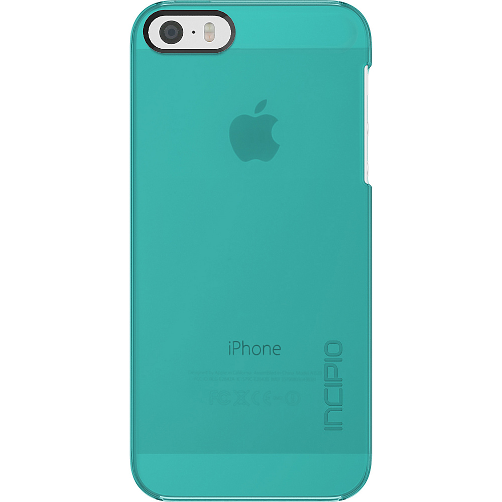 Incipio Feather Pure for iPhone 5/5s/SE Turquoise - Incipio Electronic Cases - Technology, Electronic Cases