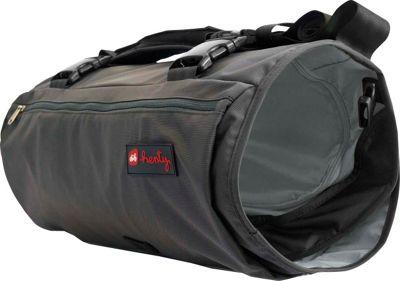 Henty Wingman Garment and Gym Bag Grey - Henty All-Purpose Duffels