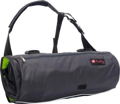 Henty Wingman Garment and Gym Bag Green - Henty Gym Duffels