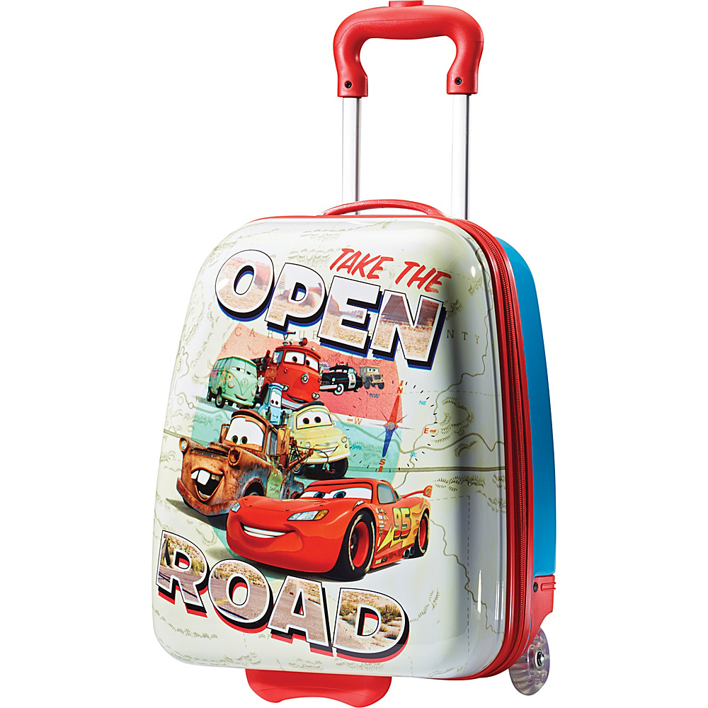 American Tourister Disney Hardside 18 Upright Cars American Tourister Softside Carry On