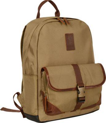 Timberland Reddington Backpack Military Olive - Timberland Business & Laptop Backpacks
