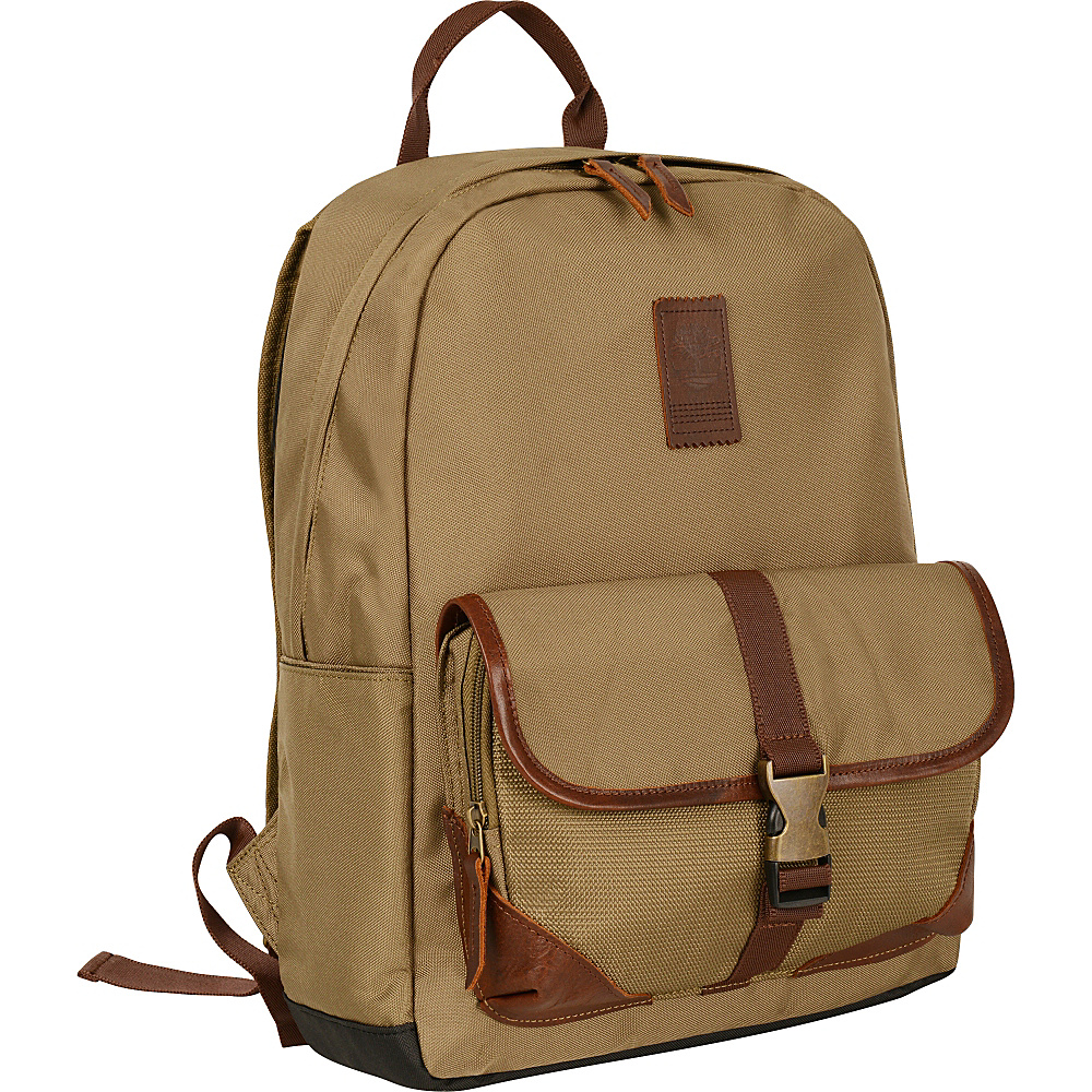 Timberland Reddington Backpack Military Olive Timberland Business Laptop Backpacks