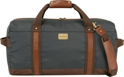 Tommy Bahama Island Swagger 23 inch Duffle Navy/Brown - Tommy Bahama Travel Duffels