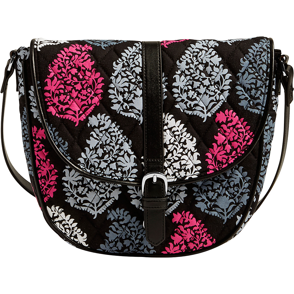 Vera Bradley Slim Saddle Bag - Retired Prints Northern Lights - Vera Bradley Fabric Handbags - Handbags, Fabric Handbags