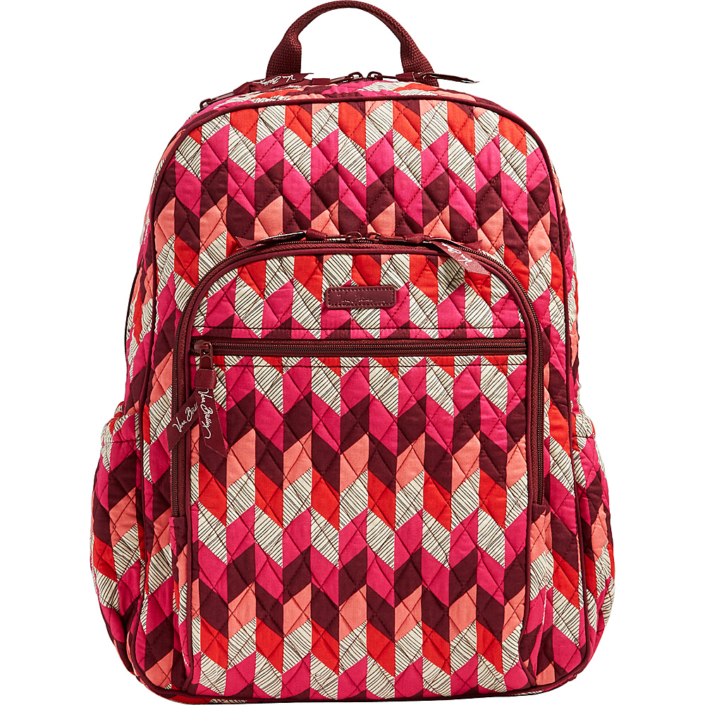 Vera Bradley Campus Tech Backpack-Retired Prints Bohemian Chevron - Vera Bradley Everyday Backpacks - Backpacks, Everyday Backpacks